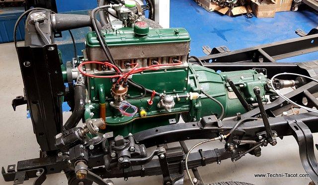moteur renault prairie colorale reconditionnement