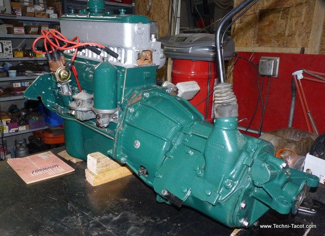 moteur renault prairie 671