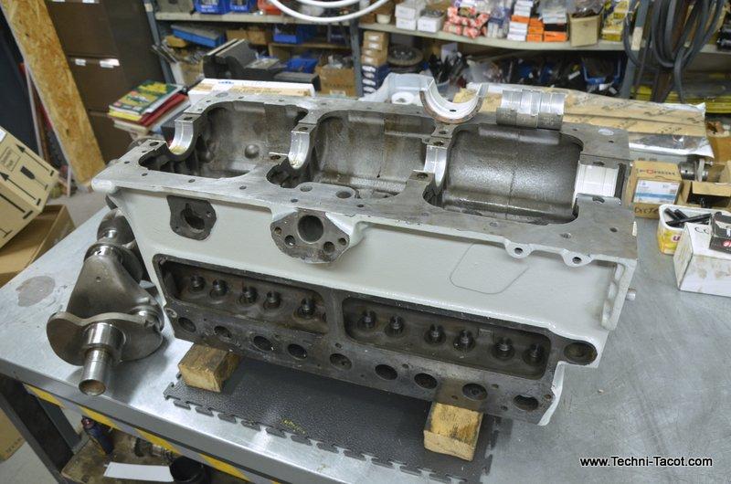 reconditionnement moteur 6 cylindres dodge wc 51