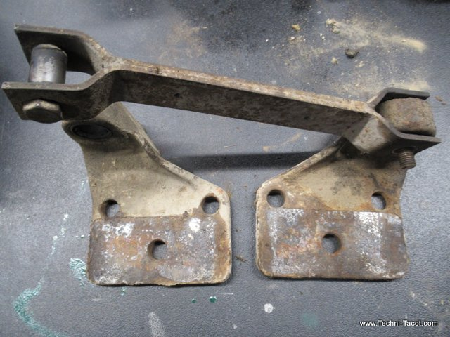 restauration pieces chassis renault prairie techni tacot