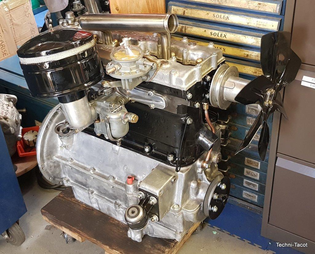 moteur salmson s4 - 61