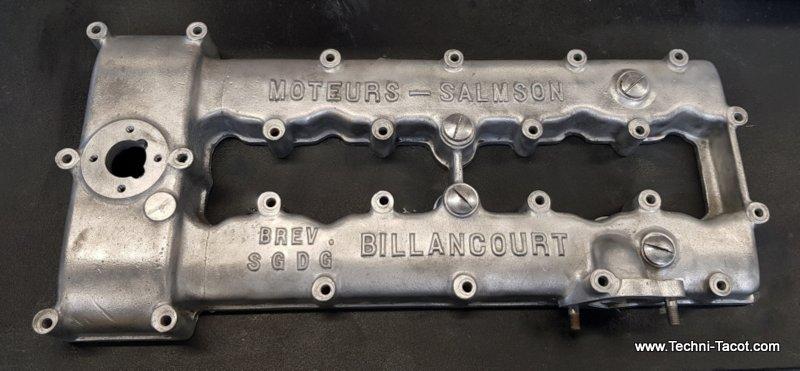 carter reconstruction moteur salmson s4 61