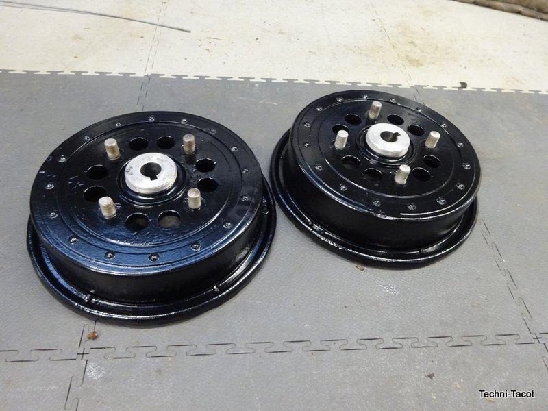 tambour roue salmson s4 61