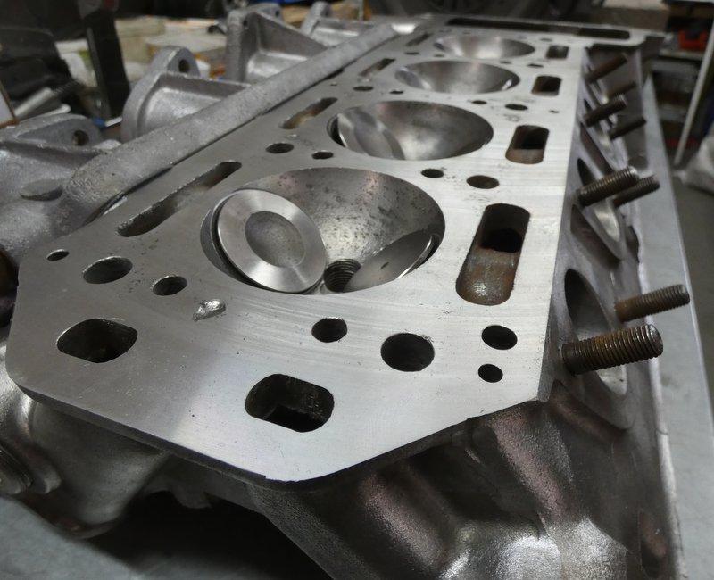 distribution culasse moteur alfa romeo 1600 giulia