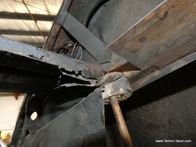 restauration coffre arrière jaguar xk 120