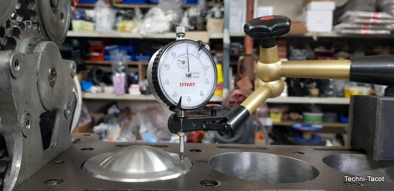 montage pistons bielle calage distribution jagaur mk1