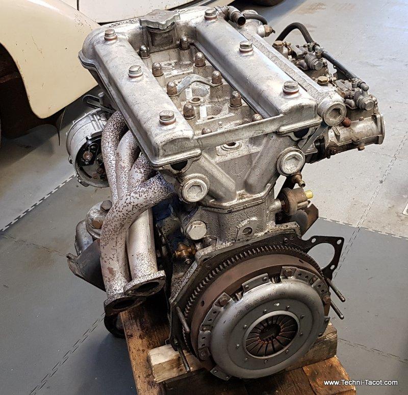 moteur giulia alfa 1600 super
