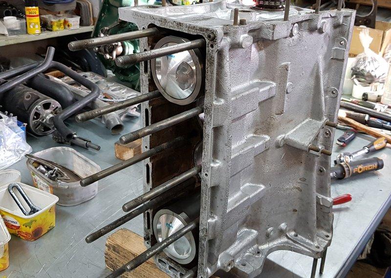reconditionnement moteur alfa romeo 1600 giulia techni tacot