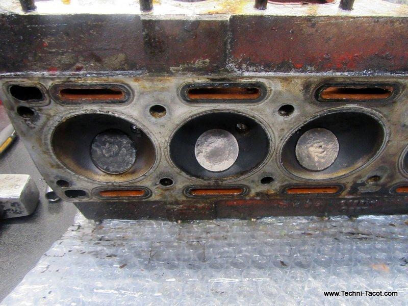 techni tacot restauration moteur 6 cylindres jagar xk 120