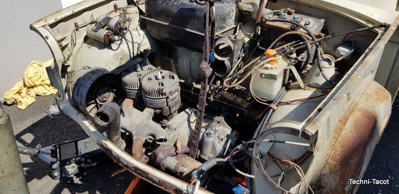 demontage trabant 601 techni tacot
