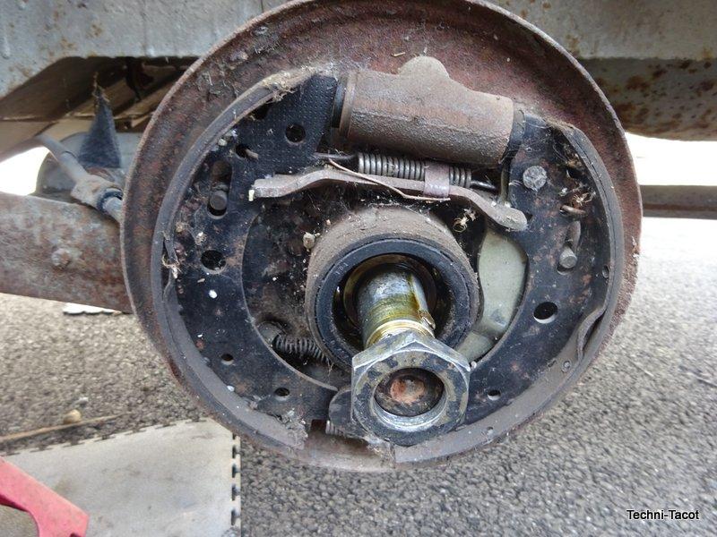 freinage trabatn 601
