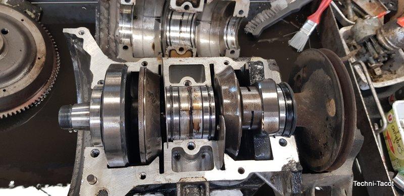 moteur 2 temps trabant 500 cm3 601