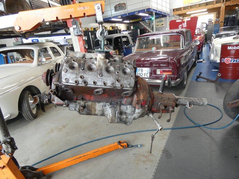 demontage ford vendome restauration